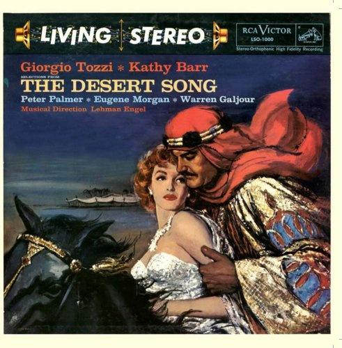 The Desert Song [Studio Cast 1957]