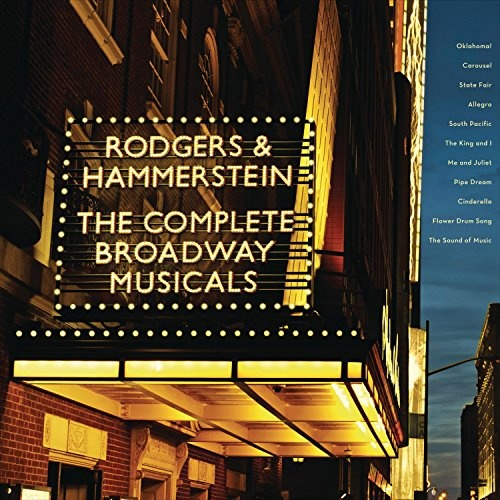 The Broadway Musicals of Rodgers & Hammerstein