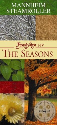The Seasons 4 CD Longbox (Fa 1-4)