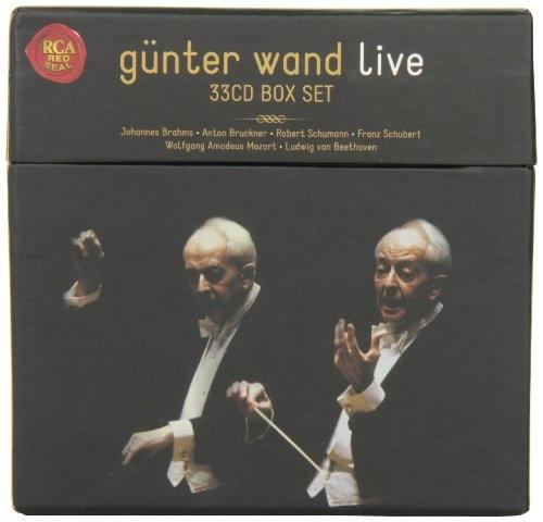 Günter Wand: Live