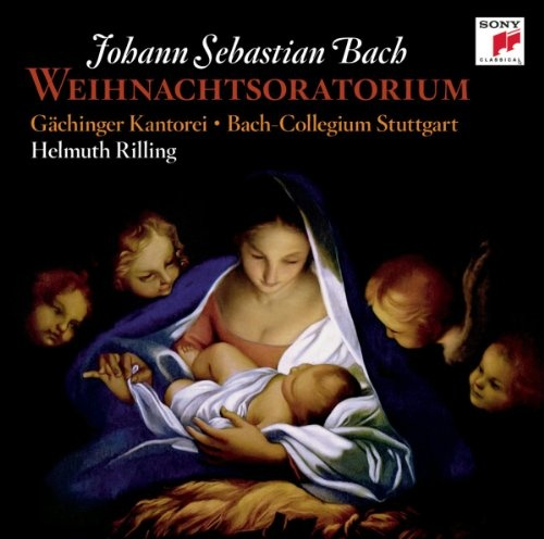 Johann Sebastian Bach: Weihnachtsoratorium [Highlights] [Sony]