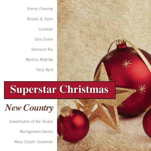 New Country: Superstar Christmas - Various