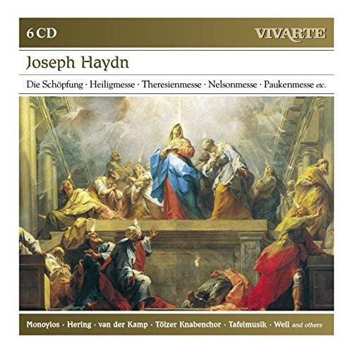 Joseph Haydn: Die Schöpfung; Heiligmesse; Theresienmesse; Nelsonmesse; Paukenmesse, Etc.