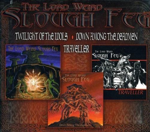 Twilight of the Idols/Down Among the Deadmen/Traveller
