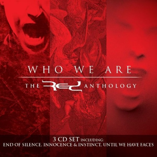 Who We Are: The Red Anthology