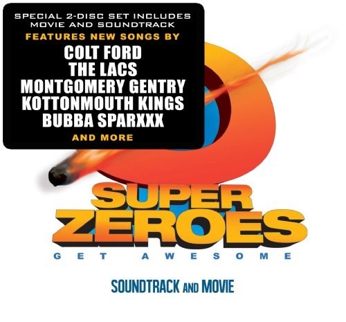 Super Zeroes: Soundtrack and Movie