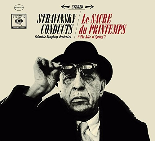 Stravinsky Conducts Le Sacre du Printemps