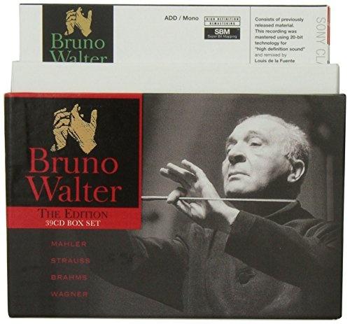 Bruno Walter: The Edition