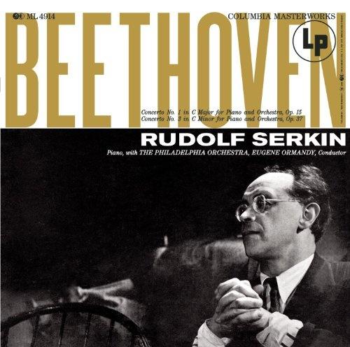 Beethoven: Concerto No. 1; Concerto No. 3