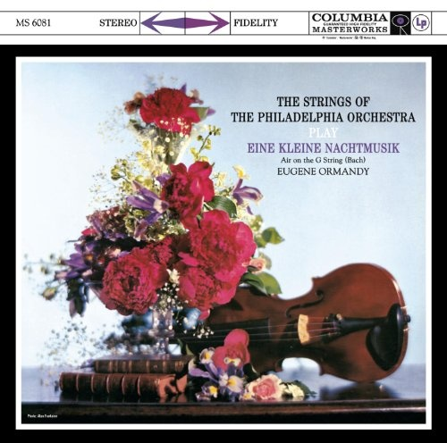 The Strings of the Philadelphia Orchestra Play