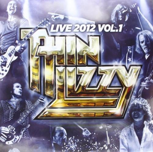 Live 2012, Vol. 1
