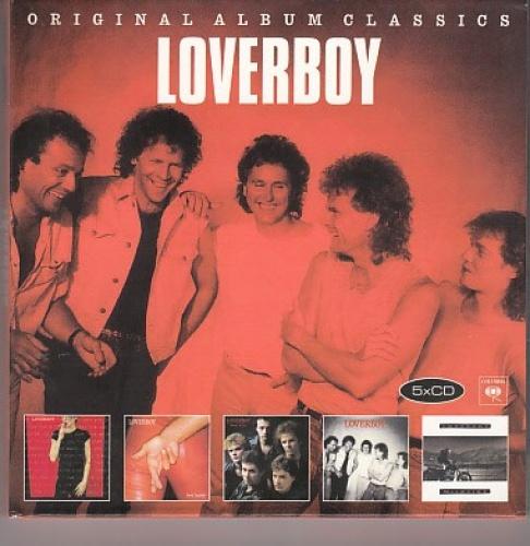 original album classics loverboy songs reviews