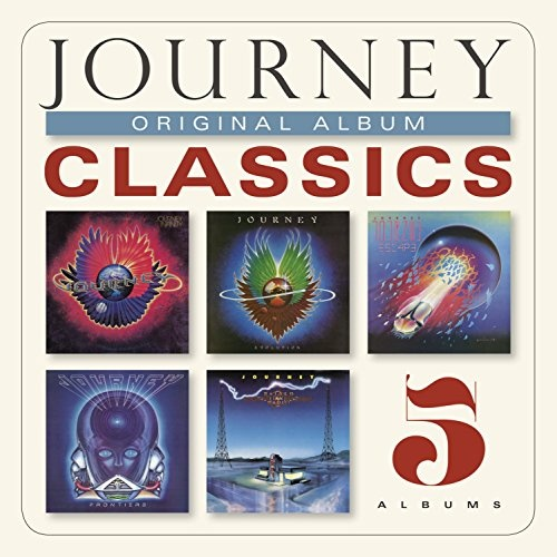 Original Album Classics: 5 Albums