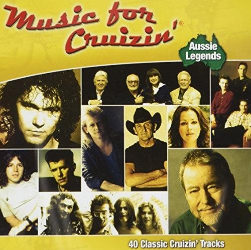 Music for Cruizin: Aussie Legends