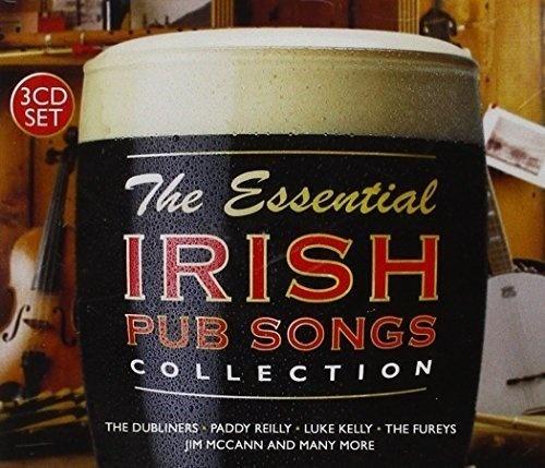 The  Essential Irish Pub Songs [Sony]