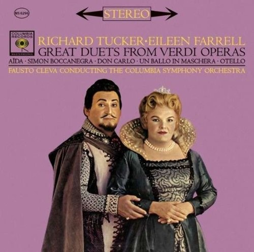 Great Duets from Verdi Operas
