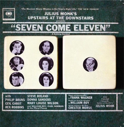 Seven Come Eleven: A Gaming Gambol - Upstairs at The Downstairs 1961