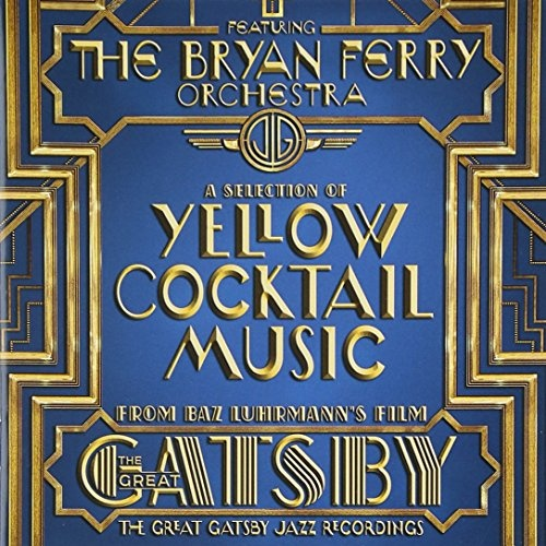 yellow cocktail music great gatsby
