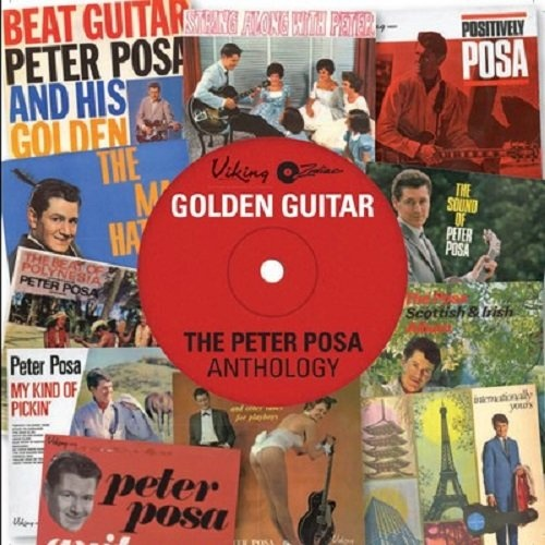 Golden Guitar: The Peter Posa Collection