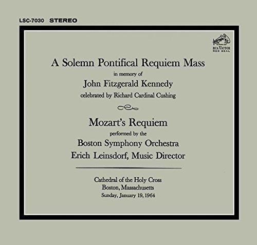 A Solemn Pontifical Requiem Mass in Memory of John Fitzgerald Kennedy: Mozart – Requiem