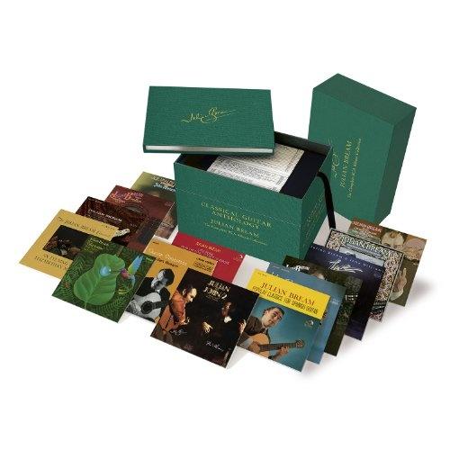 Julian Bream: Classical Guitar Anthology