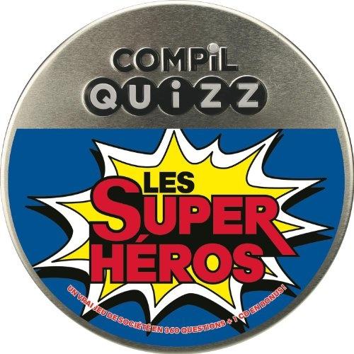 Compil Quizz Super Heros