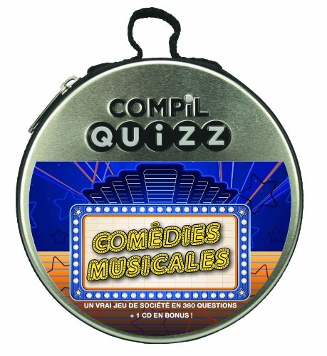 Compil Quizz Comedies Musicales