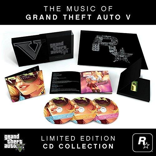 The Music of Grand Theft Auto V [Original Video Game Soundtrack]