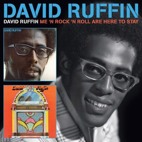 David Ruffin/Me 'n Rock 'n Roll Are Here to Stay