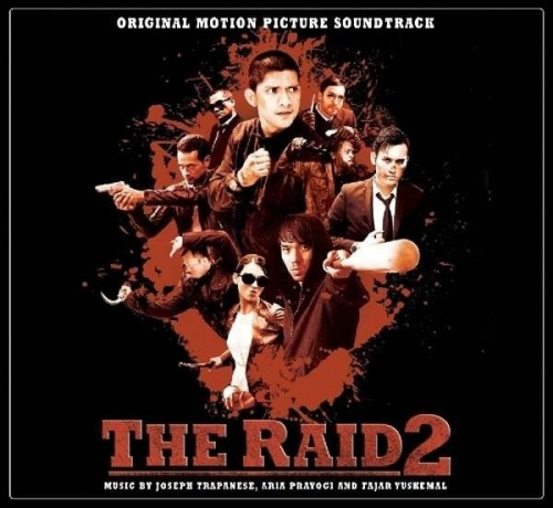The  Raid 2 [Original Motion Picture Soundtrack]