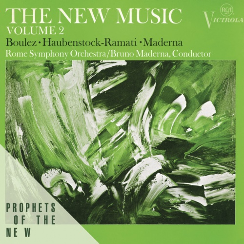 The New Music, Vol. II
