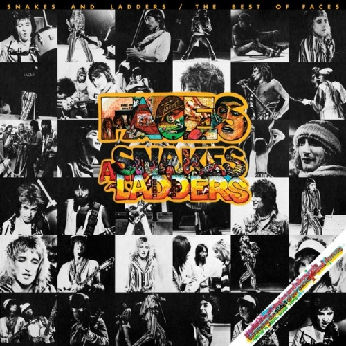 Snakes and Ladders: The Best of Faces