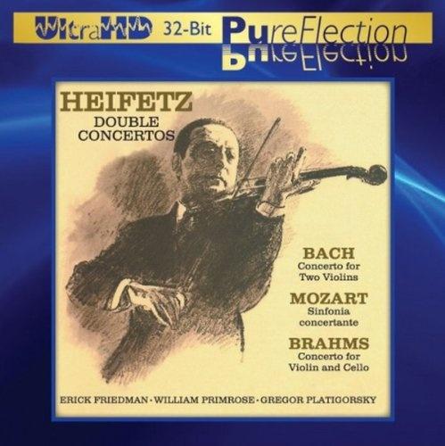Double Concertos: Bach, Mozart, Brahms