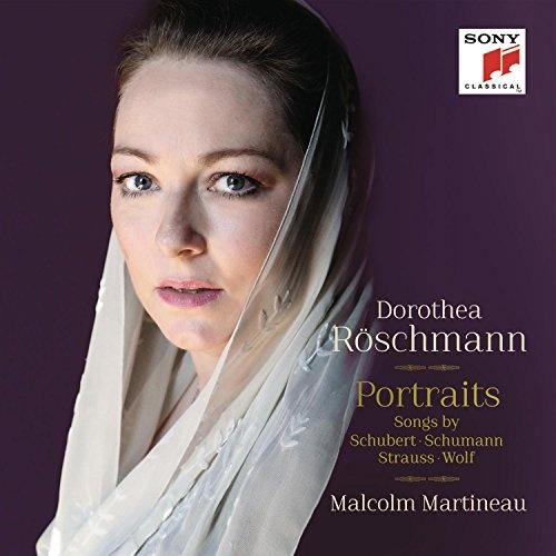 Portraits: Songs by Schubert, Schumann, Strauss, Wolf