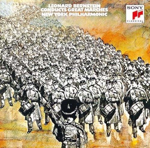 Leonard Bernstein Conducts Great Marches