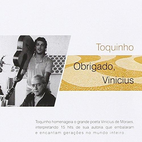 Obrigado Vinicius