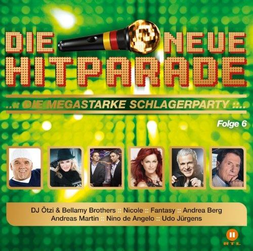 Die Neue Hitparade, Vol. 6