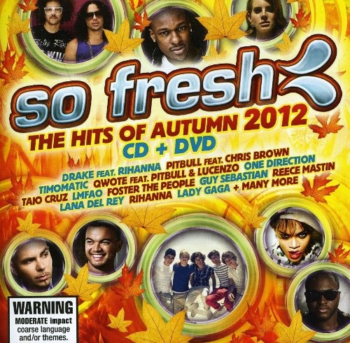 So Fresh: The Hits of Autumn 2012