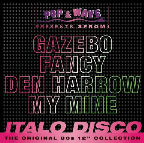 3FROM1 Pop & Wave, Vol. 2: Italo Disco