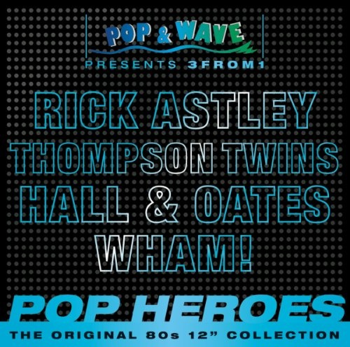 3FROM1 Pop & Wave 3: Pop Heroes