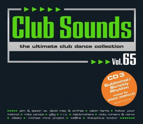 Club Sounds Ultimate Club Dance Collection, Vol. 65