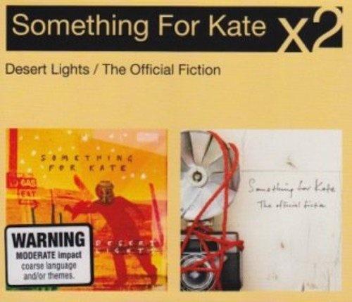 Desert Lights/The Official Fiction