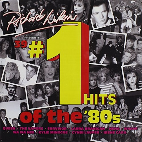 39 #1 Hits of the 80's