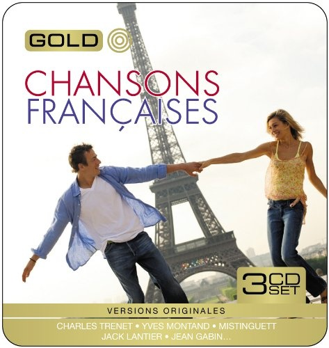 Chansons Francaises [Gold Box]
