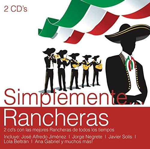 Simplemente Rancheras [Sony]