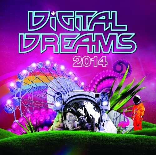 Digital Dreams 2014: Official Festival Soundtrack