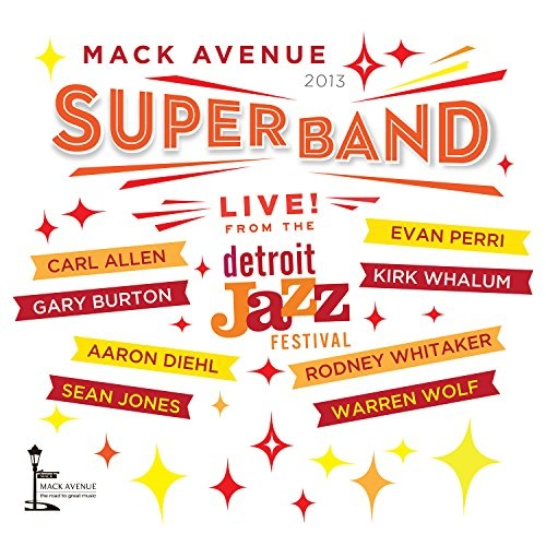 Live from the Detroit Jazz Festival: 2013