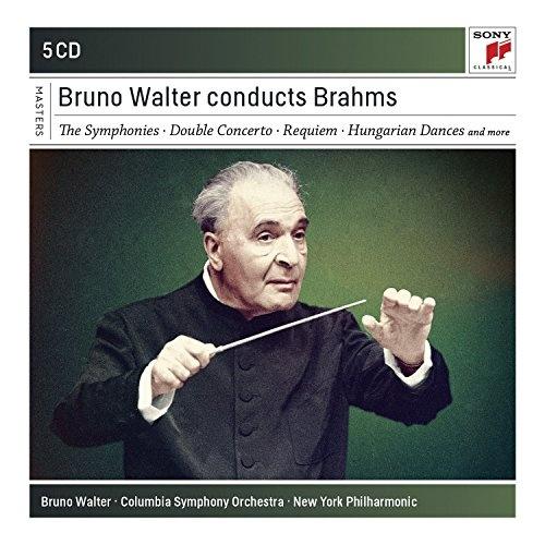 Bruno Walter Conducts Brahms