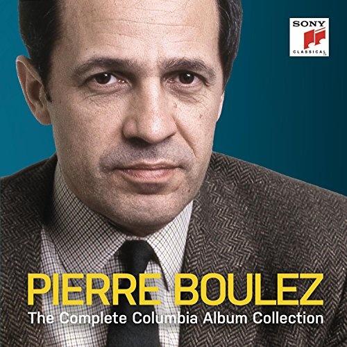 Pierre Boulez: The Complete Columbia Album Collection