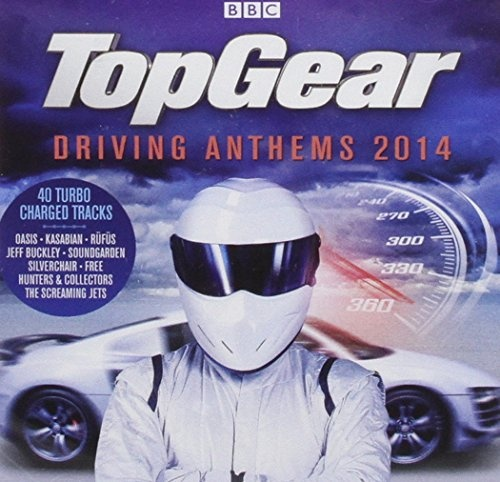 Top Gear Driving Anthems 2014